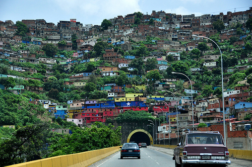 Venezuela: Poised to collapse beneath debt, inefficiency and corruption? (Photo by SebKe and published on Flickr under a CC BY-NC-SA 2.0 license)
