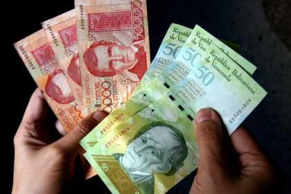 The Venezuelan Bolivar Fuerte: Not as fuerte as it was yesterday