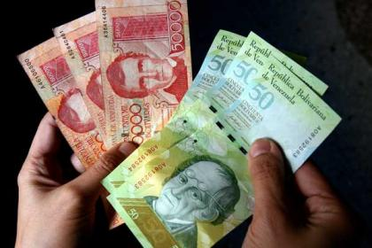 The Venezuelan Bolivar Fuerte: Not as fuerte as it was yesterday