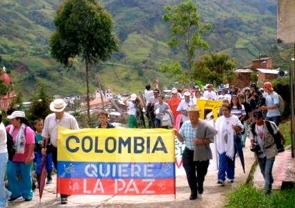 Exhausted by war, are Colombians ready for peace?