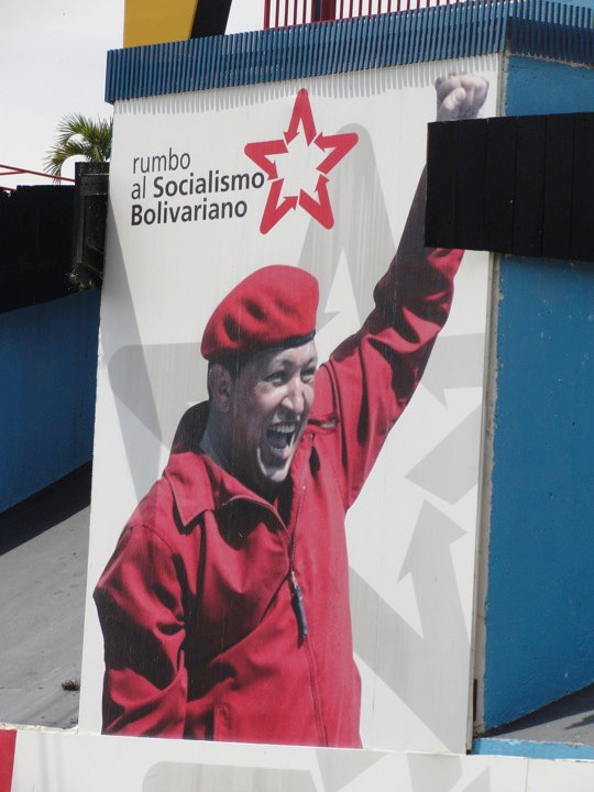 Chavez could not be saved. Can the Venezuelan economy? (Photo: Lubamir Sokol, All Rights Reserved)