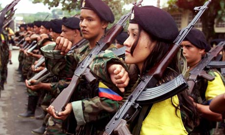 Colombians struggle to accept peace with those who made war