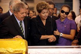 funeral dilma