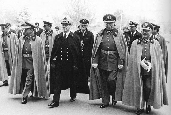 The Cape: No longer fashionable for Latin American leaders