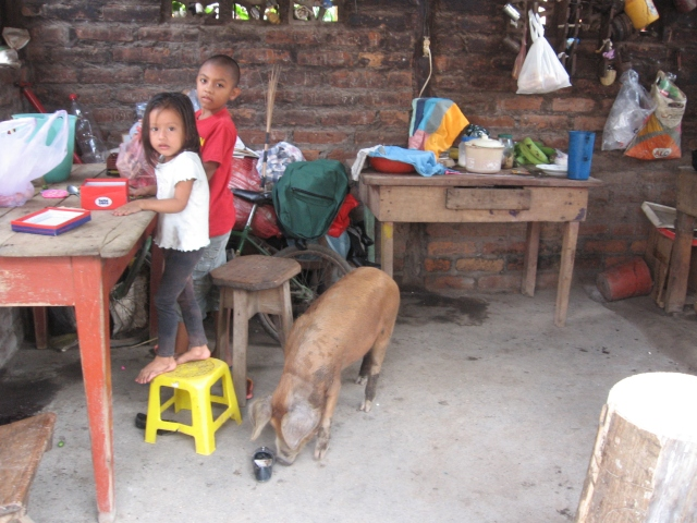 Isuess (Photo Omotepe, Nicaragua