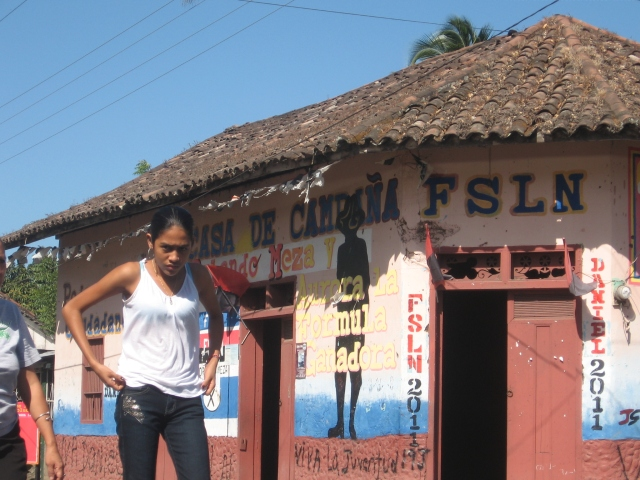 Nicaragua: Not exactly a global superpower