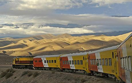 Argentine trains--Are they any more than a relic of lost glory?