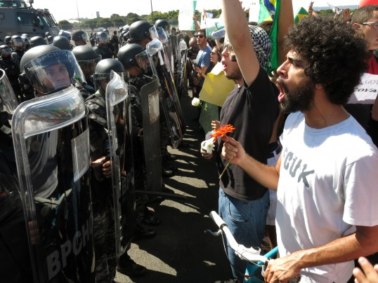Featured in this week's roundup: Brazilian Protests, Argentine beef decline