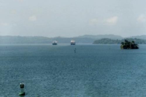 Lake Gatuan, Panama
