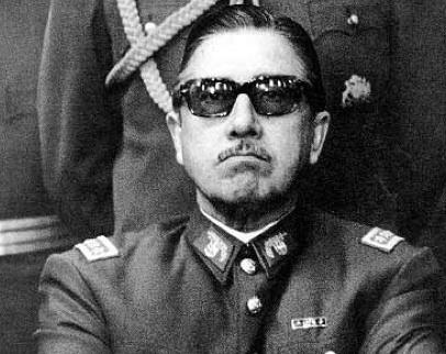 Amnesty for dictators? Desaparecido.