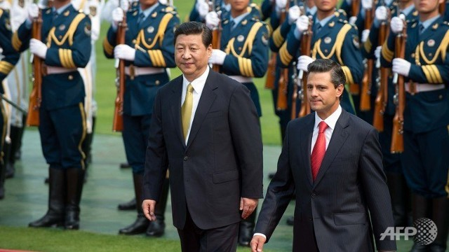 Competitors? Companions? Changing Dynamics in Mexican-Chinese relations