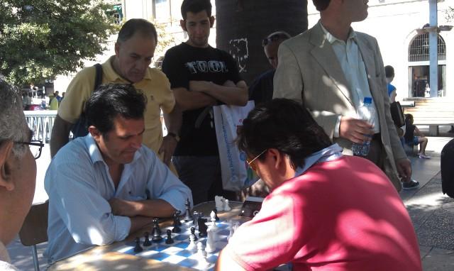 Chess in Santiago de Chile