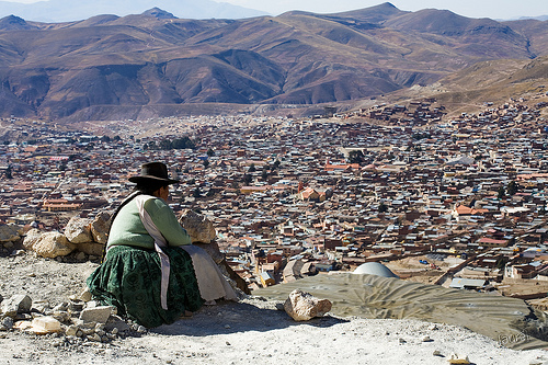 Of Booms and Busts: In the 16th century, silver made the Bolivian city of Potosi one of the richest in the world