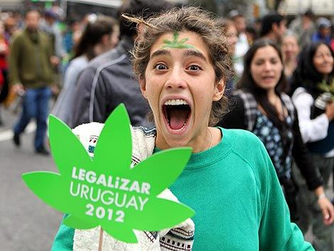 Uruguay sparks drug reform. Will is pass to the US
