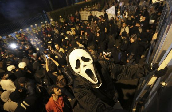 The bloc is hot: Protests continue in Brazil, Mexico and Colombia