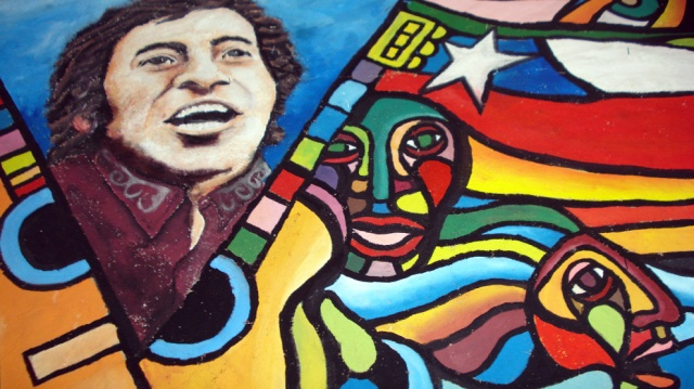 The family of tortured Chilean folks singer Victor Jara demands justice