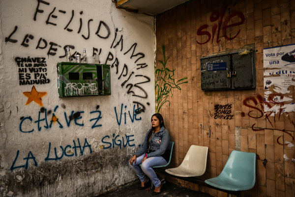NYT takes inside Venezuela's Misery Corner, this week in Latin America