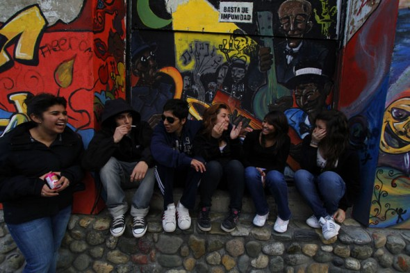 Swingers: How will the Argentine teenagers vote?
