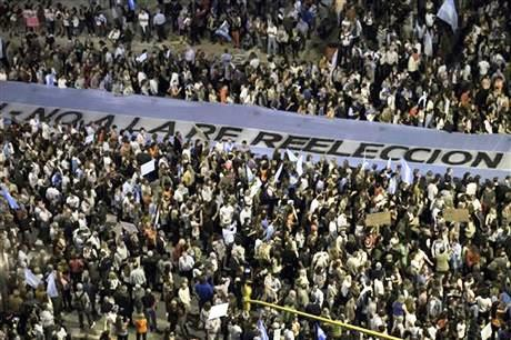 Argentines will have their say soon enough: Mid-term elections are due this week