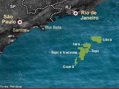 Brazil off shore