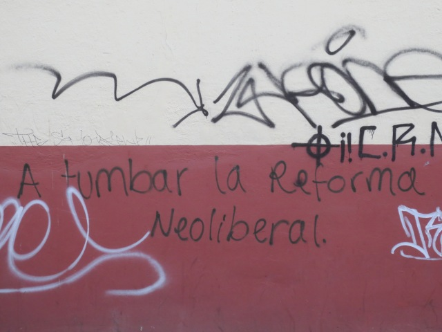 A message from Bogota