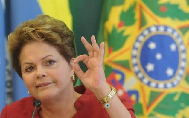 Dilma sacking people like Reggie White