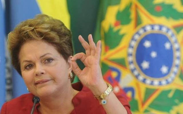 Dilma sacking people like Reggie White