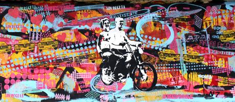 Argentine street art