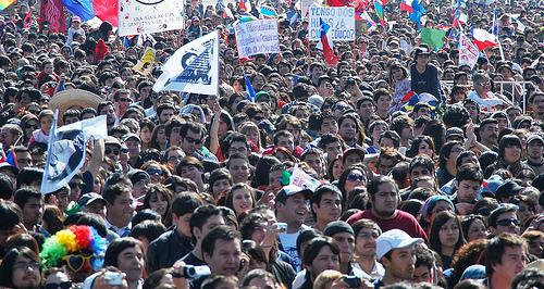 Just how much patience will student protesters have with Bachelet?