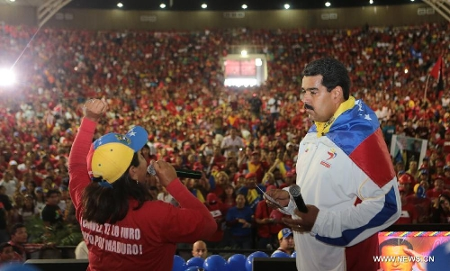 Chavismo still means a lot to a lot of people