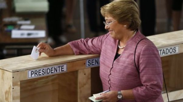 After conquering the presidency, Bachelet hopes for a greater voice for women in Congress as well