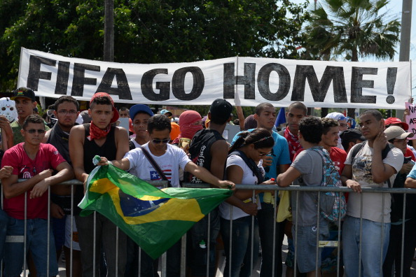 …but what if Brazil is the home of football?