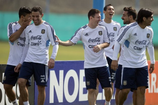 Argentina may have the best attack in the tournament. But will it have the last laugh?