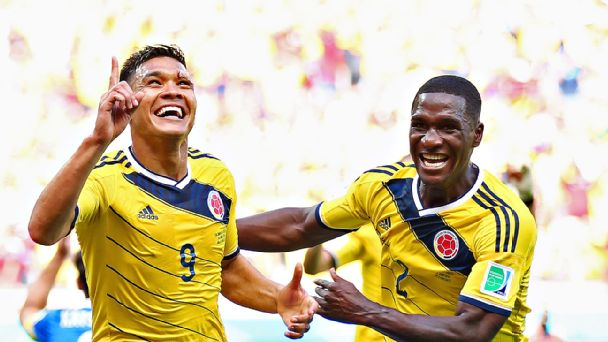 colombia goal