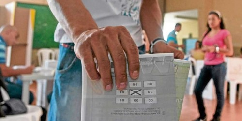 Colombians will head to the polls again on June 15