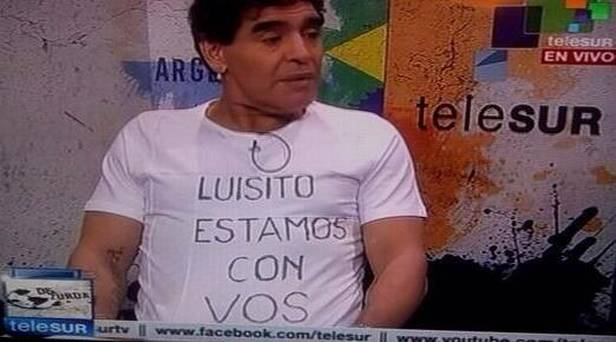 Maradona's World Cup talk show may be the best thing that happened to TV ever