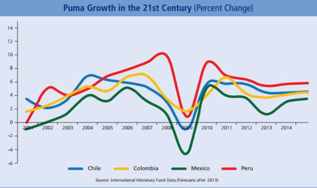 puma growth