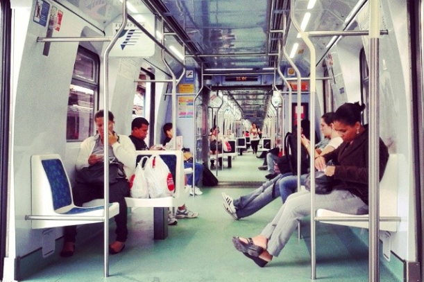 World Bank Green Bonds support carbon-reducing projects like Brazil's SuperVia commuter rail