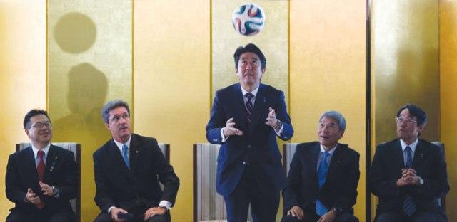 abe soccer ball