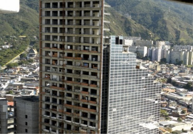 The acquisition of the Torre David -  the world's tallest slum and widely known for being featured in Homeland season 3- by a Chinese consortium is a strong signal of the Venezuelan commitment to the relationship with China. The government had promised for years not to evict the families living there.