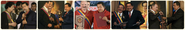 Some of the the best friends of the Bolivarian Revolution.