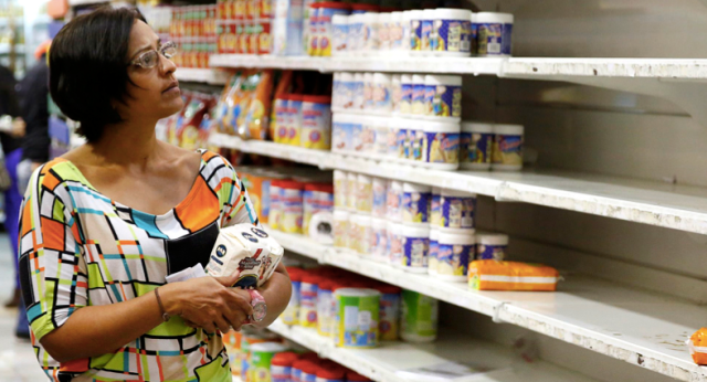 Venezuela has faced shortages for months. Does it now face default?