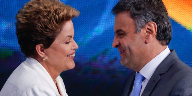 Dilma or Aécio, who will have the last laugh?