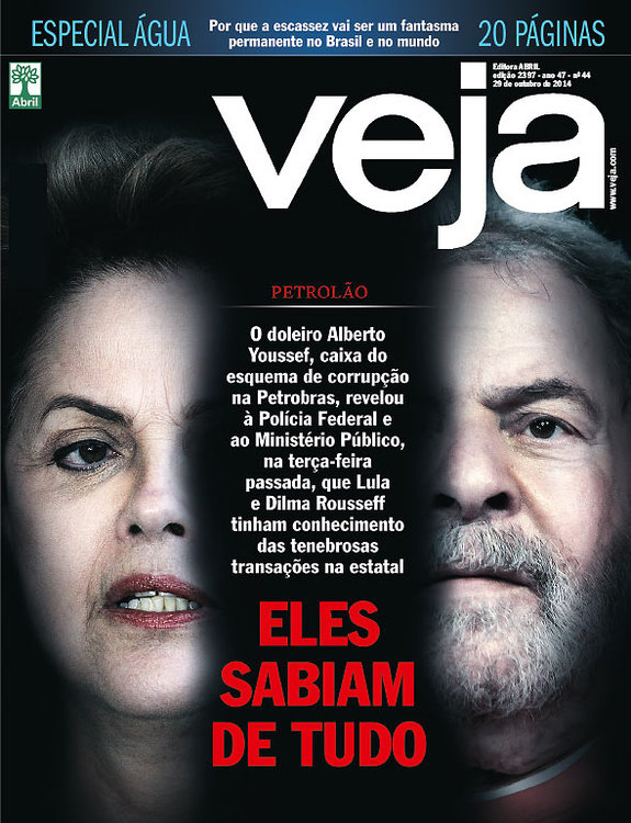 "Defendant in the Petrobras corruption scandal: ""They [Dilma and Lula] knew it all"""