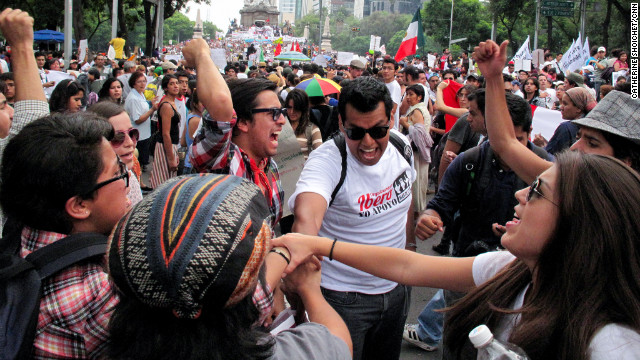 In the long run, protests could bring about much needed reform in Mexico. In the near term, they are not helping the economy.