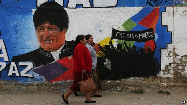 The next years will define the legacy of Evo Morales