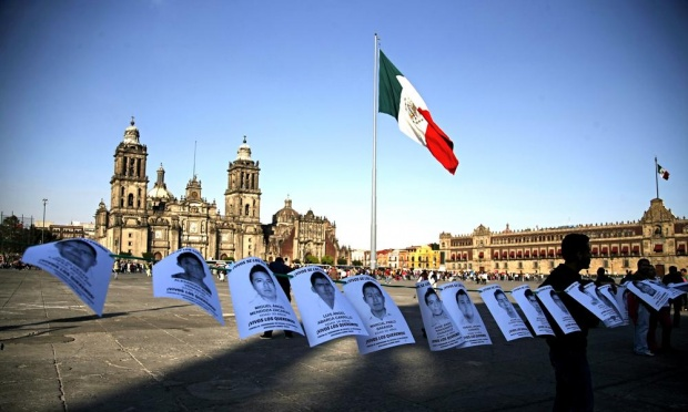 Where are the missing students? Mexicans demand answers.